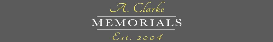 A Clarke Memorials